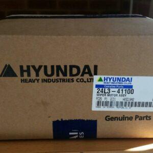 Hyundai 24L3-41100 Wiper Motor