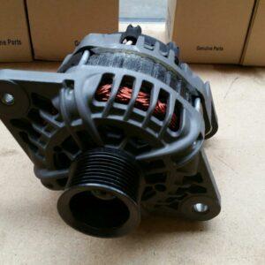 Hyundai 21Q6-42001 Alternator Assy R210LC-7 Excavator Heavy Duty Parts Australia