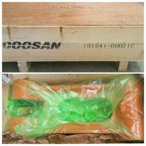 Doosan 101541-00021C H Link Assy Excavator Heavy Duty Parts Australia