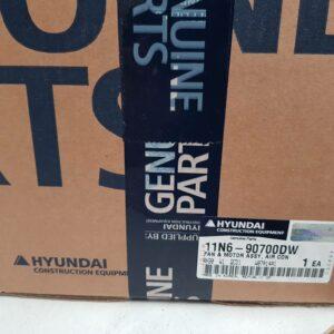 Hyundai 11N6-90700 Fan Motor Assy Loader Heavy-Duty-Parts-Australia-Perth