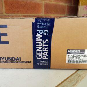 Hyundai 11Q6-90540 Heater Core HL730-9-HL470-9-HL757-9-HL760-9-HL770-9-HL780-9-Loader-Heavy-Duty-Parts-Australia-Perth