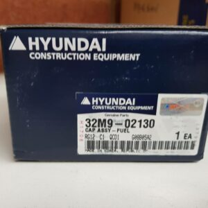 Hyundai 32M9-02130 Cap Assy Fuel Loader Excavator Heavy Duty Parts Australia Perth