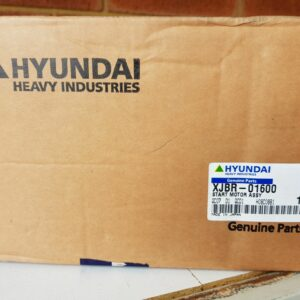 Hyundai XJBR-01600 Starter Motor Assy HSL650-7A Skid Steer Heavy-Duty-Parts-Australia-Perth
