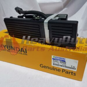 Hyundai 21L6-03600 Pedal Assy HL780-7A Loader Heavy Duty Parts Australia Perth