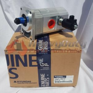 Hyundai 11LC-30012 Fan-Motor HL760-7 Loader Heavy Duty Parts Australia Perth
