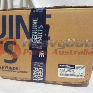 Hyundai 11LK-30030 Motor Fan Bi Direction Loader HL770-9 Heavy Duty Parts Australia Perth