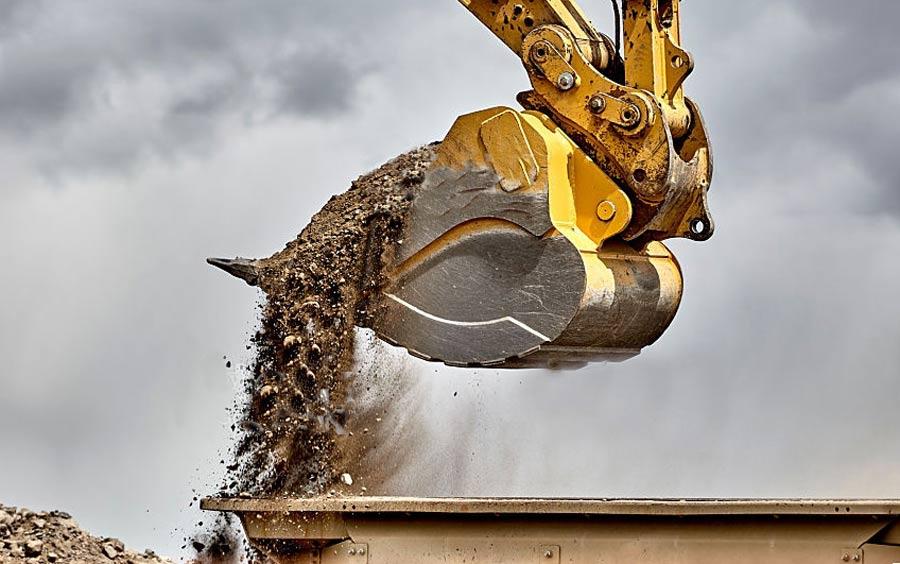 Excavator parts Perth