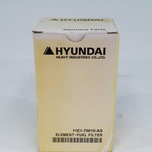 Hyundai Element Fuel Filter 11E1-70010-AS