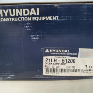 Hyundai Work Lamp Assy 21LH-51200